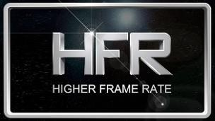 High Frame Rate tehnologija (HFR)