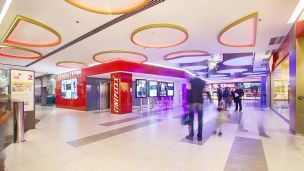 Cineplexx UŠĆE Shopping Center